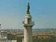 Траянова колонна. Реконструкция. Общий вид.